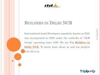 ild.co.in - A Perfect Place to Fulfill All Your Property Nee
