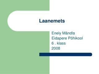 Laanemets