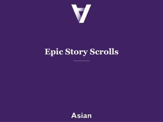 Epic Story Scrolls