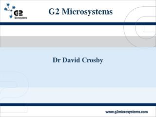 G2 Microsystems