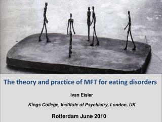The theory and practice of MFT for eating disorders