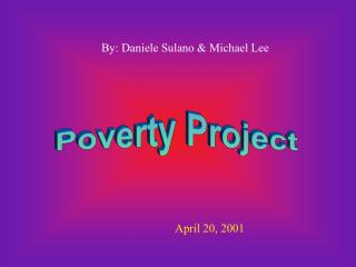 Poverty Project