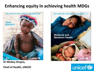 Enhancing equity in achieving health MDGs