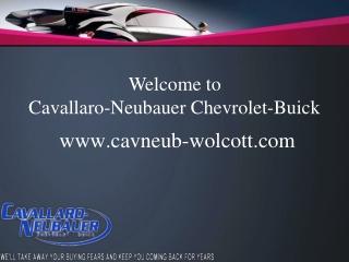 Cavallaro Neubauer Chevrolet Buick