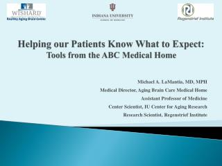 Helping our Patients Know What to Expect: Tools from the ABC Medical Home