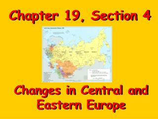 Chapter 19, Section 4