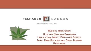 Medical Marijuana: