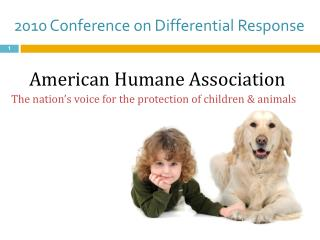 2010 Conference on Differential Response