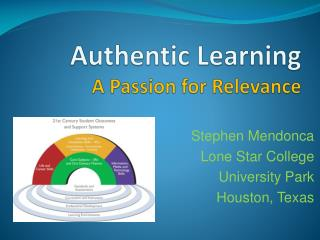 Authentic Learning  A Passion for Relevance