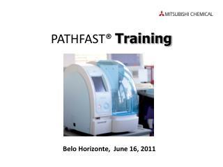 PATHFAST® Training