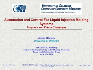 Automation and Control For Liquid Injection Molding Systems Progress and Future Challenges