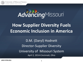 How Supplier Diversity Drives Economic Inclusion
