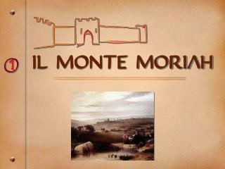 Il monte moriah