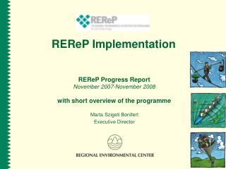 REReP Implementation