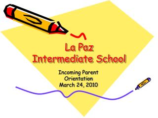 La Paz Intermediate School