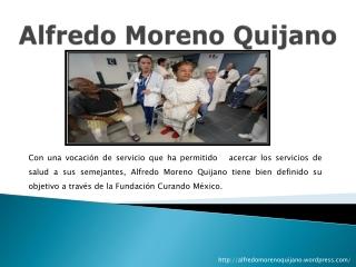 Alfredo Moreno Quijano