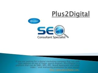 Plus2Digital Introduction