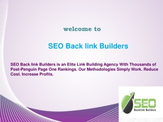 link building firm