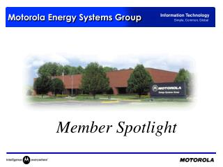 Motorola Energy Systems Group
