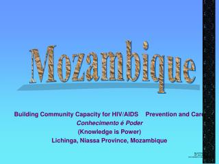 Building Community Capacity for HIV