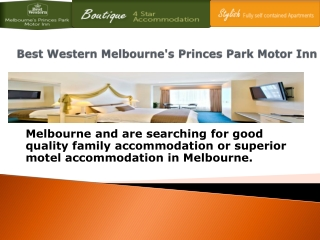 cheap hotel accomodation melbourne