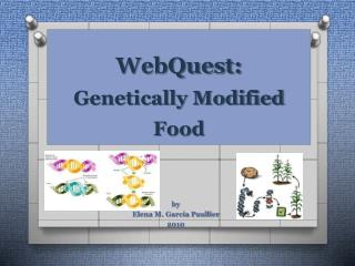 WebQuest: Genetically Modified Food