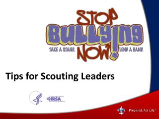 Tips for Scouting Leaders