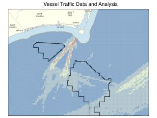 Vessel Traffic Data and Analysis