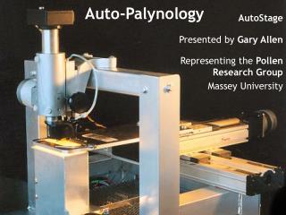 Auto-Palynology