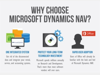 Why Choose Microsoft Dynamics NAV?