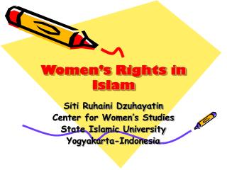 Women's Rights in Islam