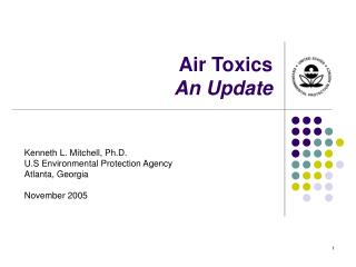 Air Toxics An Update
