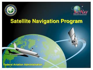 Satellite Navigation Program