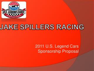 Jake Spillers Racing