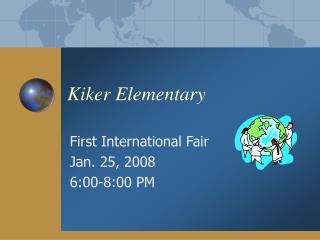 Kiker Elementary