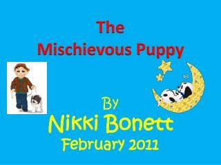 The Mischievous Puppy