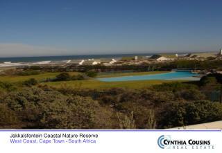 Jakkalsfontein Coastal Nature Reserve West Coast, Cape Town • South Africa