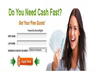 Requirements to get Us Fast Cash Payday Loan