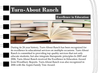 Turn-About Ranch
