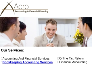 Best Accounting and Financial Services in Australia