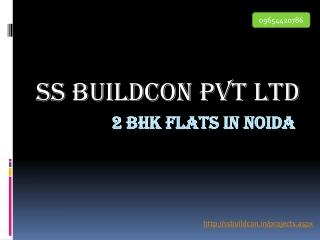 2 Bhk flats in noida