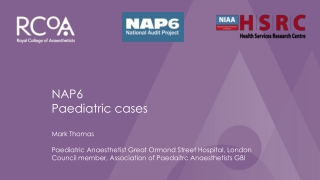 Paediatric caseload
