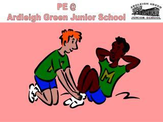 PE @ Ardleigh Green Junior School