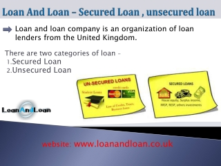 Secured vs Unsecured Loans: All About Borrowing Money