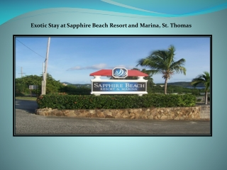 Spacious beachfront condo on st. thomas