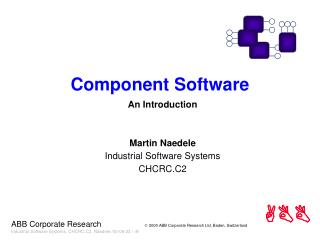 Component Software