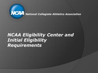 National Collegiate Athletics Association