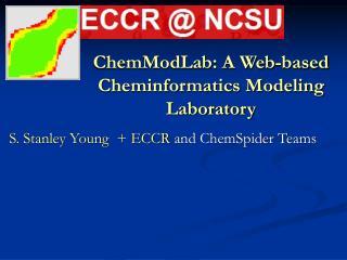 ChemModLab: A Web-based Cheminformatics Modeling Laboratory