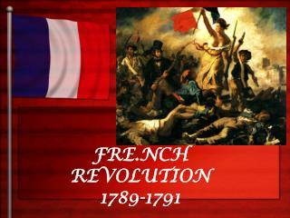 FRE.NCH REVOLUTION 1789-1791