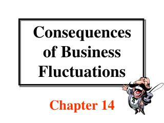 Consequences  of Business  Fluctuations